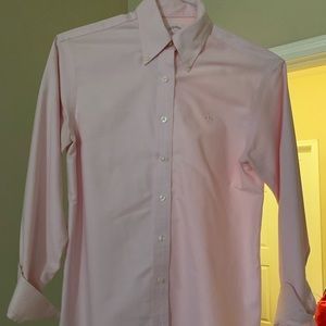 Brooks Brothers Pink Non Iron Shirt